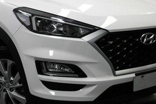 2019 Hyundai Tucson TL4 MY20 Active 2WD White 6 Speed Automatic Wagon.