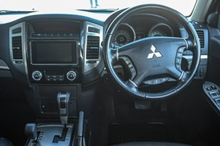 2018 Mitsubishi Pajero NX MY18 GLX Grey 5 Speed Sports Automatic Wagon