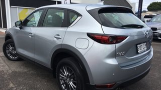 2017 Mazda CX-5 KF4WLA Touring SKYACTIV-Drive i-ACTIV AWD Billet Silver 6 Speed Sports Automatic.