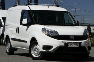 2018 Fiat Doblo 263 Series 1 Low Roof SWB Comfort-matic Bianco White 5 Speed.