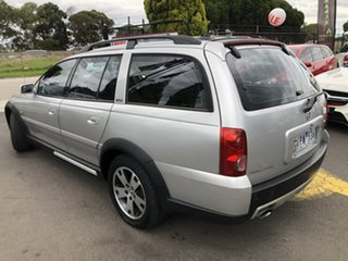 2005 Holden Adventra VZ LX6 Silver 5 Speed Automatic Wagon
