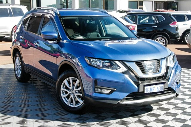 Used Nissan X-Trail T32 Series II ST-L X-tronic 4WD Attadale, 2018 Nissan X-Trail T32 Series II ST-L X-tronic 4WD Blue 7 Speed Constant Variable Wagon
