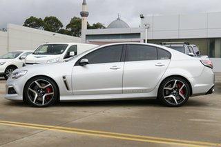 2013 Holden Special Vehicles ClubSport Gen-F MY14 Silver 6 Speed Sports Automatic Sedan