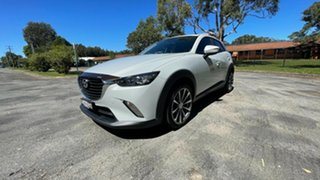 2016 Mazda CX-3 DK2W7A Maxx SKYACTIV-Drive Ceramic 6 Speed Sports Automatic Wagon