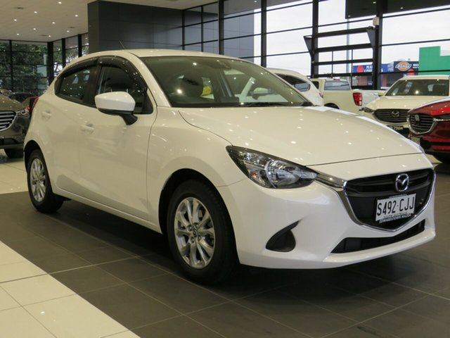 Used Mazda 2 DJ2HA6 Maxx SKYACTIV-MT Edwardstown, MAZDA2 P 6MAN HATCH MAXX