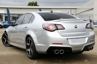 2013 Holden Special Vehicles ClubSport Gen-F MY14 Silver 6 Speed Sports Automatic Sedan.