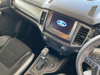 2020 Ford Ranger PX MkIII 2020.75MY Raptor Grey 10 Speed Sports Automatic Double Cab Pick Up