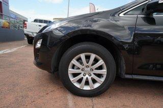 2011 Mazda CX-7 ER MY10 Classic (FWD) Black 5 Speed Auto Activematic Wagon.