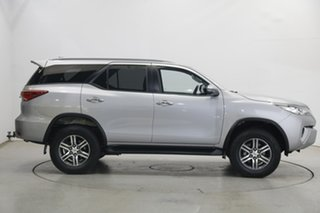 2017 Toyota Fortuner GUN156R GXL Silver 6 Speed Automatic Wagon