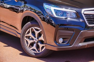 2021 Subaru Forester S5 2.5I-L Black Constant Variable SUV