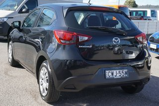 2014 Mazda 2 DJ2HAA Neo SKYACTIV-Drive Black 6 Speed Sports Automatic Hatchback