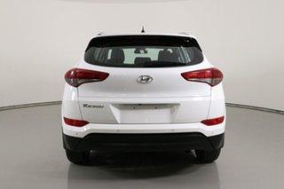 2018 Hyundai Tucson TL MY18 Active X (FWD) White 6 Speed Automatic Wagon