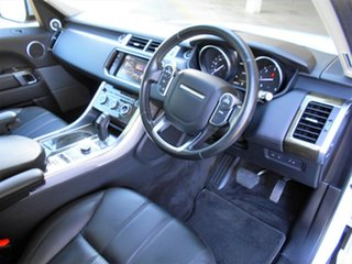 2015 Land Rover Range Rover Sport L494 16MY SE White 8 Speed Sports Automatic Wagon