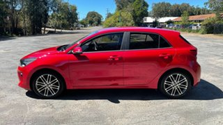 2019 Kia Rio YB MY19 Sport Signal Red 6 Speed Automatic Hatchback