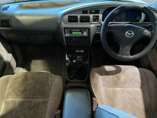 2002 Mazda Bravo B2500 DX White 5 Speed Manual Utility