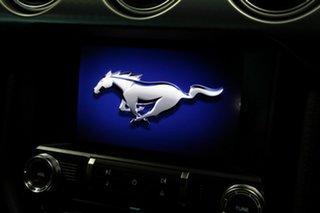 2019 Ford Mustang FN 2019MY BULLITT Green 6 Speed Manual Fastback