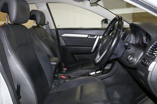 2017 Holden Captiva CG MY17 Active 5 Seater Silver 6 Speed Automatic Wagon