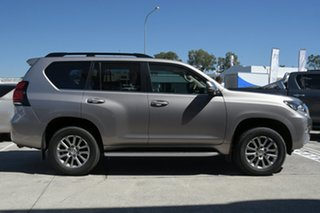 2019 Toyota Landcruiser Prado GDJ150R Kakadu Dusty Bronze 6 Speed Sports Automatic Wagon