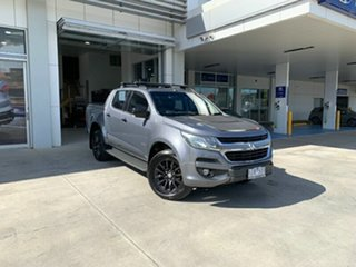2016 HOLDEN DC Colorado RG MY17 Z71 DUAL CAB Grey 6 Speed Semi Auto Utility.