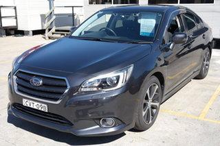 2014 Subaru Liberty B6 MY15 2.5i CVT AWD Premium Blue 6 Speed Constant Variable Sedan.