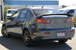 2009 Mitsubishi Lancer CJ MY09 ES Grey 5 Speed Manual Sedan