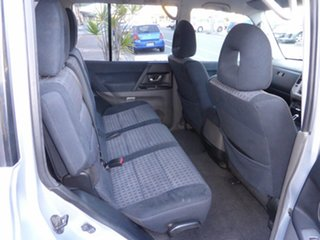 2006 Mitsubishi Pajero NS VR-X LWB (4x4) Silver 5 Speed Auto Sports Mode Wagon