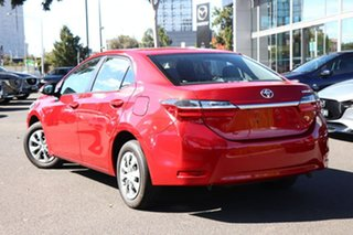 2018 Toyota Corolla ZRE172R Ascent S-CVT Wildfire 7 Speed Constant Variable Sedan