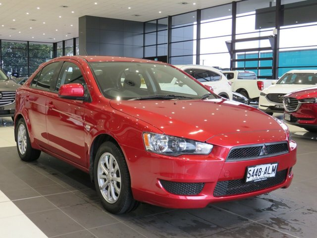 Used Mitsubishi Lancer CJ MY11 SX Sportback Edwardstown, LANCER 2.0L CVT SX CVT HATCH