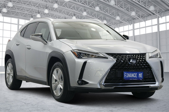 Used Lexus UX MZAA10R UX200 2WD Luxury Victoria Park, 2019 Lexus UX MZAA10R UX200 2WD Luxury Silver 1 Speed Constant Variable Hatchback