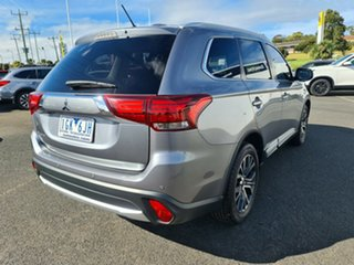 2015 Mitsubishi Outlander ZJ MY14.5 LS 2WD Grey 6 Speed Constant Variable Wagon