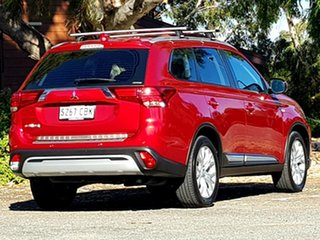 2019 Mitsubishi Outlander ZL MY20 ES AWD ADAS Red Diamond 6 Speed Constant Variable Wagon