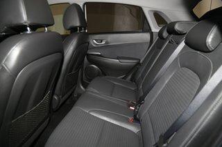2019 Hyundai Kona OS.2 MY19 Highlander D-CT AWD White 7 Speed Sports Automatic Dual Clutch Wagon