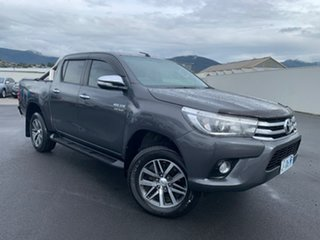 2017 Toyota Hilux GUN126R SR5 Double Cab 6 Speed Sports Automatic Utility.