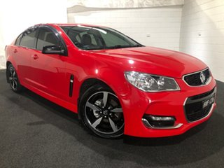 2017 Holden Commodore VF II MY17 SV6 Red Hot 6 Speed Sports Automatic Sedan.