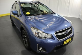 2016 Subaru XV G4X MY17 2.0i-L Lineartronic AWD Blue 6 Speed Constant Variable Wagon.