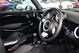 2010 Mini Clubman R55 Cooper Chilli Pepper White 6 Speed Manual Wagon