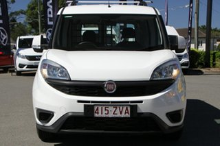 2018 Fiat Doblo 263 Series 1 Low Roof SWB Comfort-matic Bianco White 5 Speed