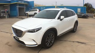 2020 Mazda CX-9 TC Azami SKYACTIV-Drive Snowflake White Pearl 6 Speed Sports Automatic Wagon