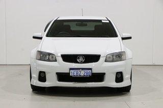 2012 Holden Commodore VE II MY12.5 SV6 White 6 Speed Automatic Sedan.