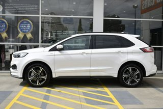 2018 Ford Endura CA 2019MY ST-Line White 8 Speed Sports Automatic Wagon