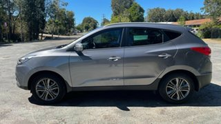 2014 Hyundai ix35 LM3 MY15 SE Steel Grey 6 Speed Sports Automatic Wagon