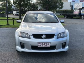 2010 Holden Commodore VE SV6 Silver 6 Speed Sports Automatic Sedan.