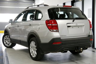 2017 Holden Captiva CG MY17 Active 5 Seater Silver 6 Speed Automatic Wagon.