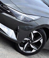2020 Hyundai i30 CN7.V1 MY21 Active Amazon Gray 6 Speed Sports Automatic Sedan.