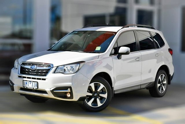 Used Subaru Forester S4 MY18 2.5i-L CVT AWD Berwick, 2018 Subaru Forester S4 MY18 2.5i-L CVT AWD White 6 Speed Constant Variable Wagon
