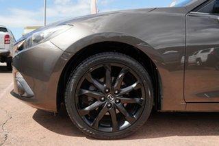 2014 Mazda 3 BM SP25 Grey 6 Speed Manual Hatchback.