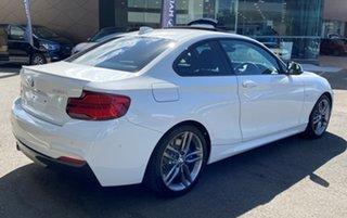 2019 BMW 230i F22 MY17 M Sport Alpine White 8 Speed Automatic Coupe