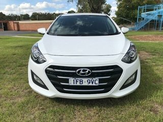 2016 Hyundai i30 GD4 Series 2 Active X 6 Speed Automatic Hatchback.