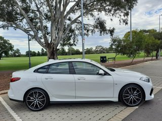 2020 BMW 2 Series F44 220i Gran Coupe DCT Steptronic M Sport White 7 Speed.