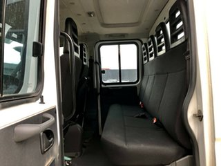 2014 Iveco Daily MY12 55S17W (4x4) White 6 Speed Manual Dual Cab Chassis